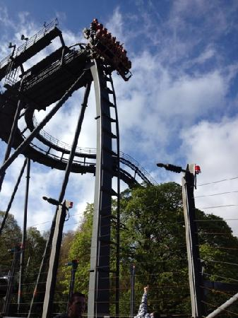 Image result for oblivion alton towers review