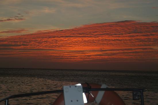 Morning Star : Sunset