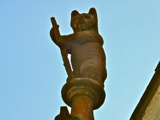 Bear Inn: The Bear!