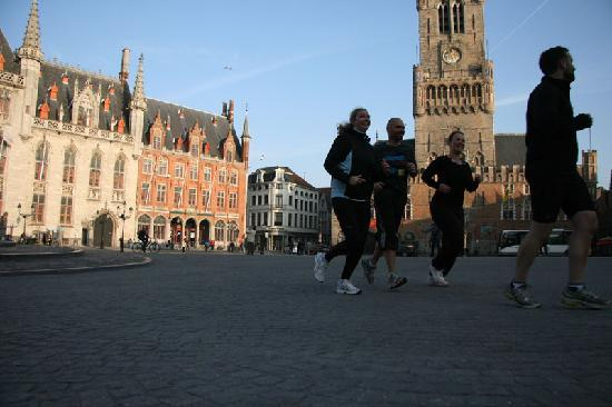 Tourist Run Brugge  Day Tours