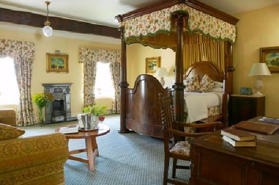 Best Western Premier Doncaster Mount Pleasant Hotel Princess The Pea Suite