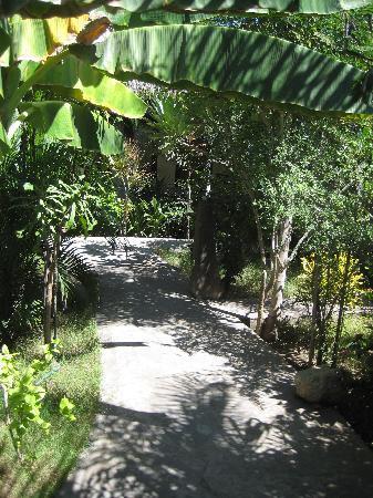 Rumah Purnama: entrance