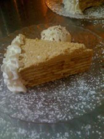 Casa Padaria Pizzeria: biscuit cake