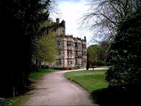 写真Gawthorpe Hall枚