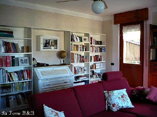 La Torre: Sala - Livingroom