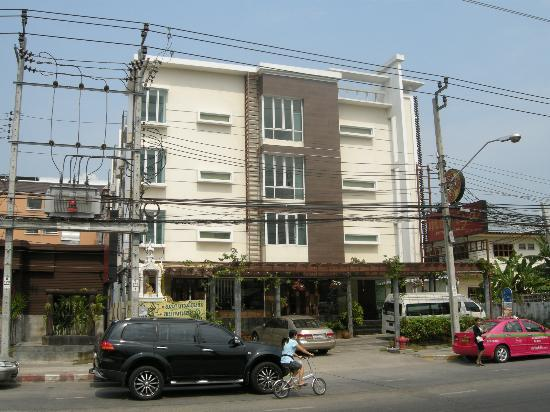 Mariya Boutique Residence at Suvarnabhumi Airport: Mariya