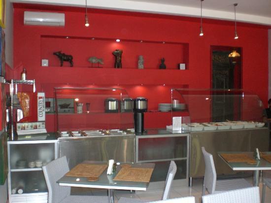 Pili Pili Resto: inside of pilipili