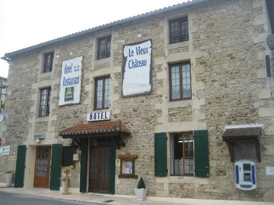 Logis Le Vieux Chateau