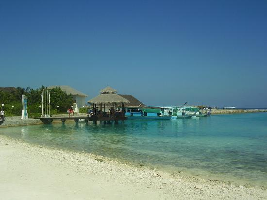 lagoon picture of cinnamon dhonveli maldives. Black Bedroom Furniture Sets. Home Design Ideas