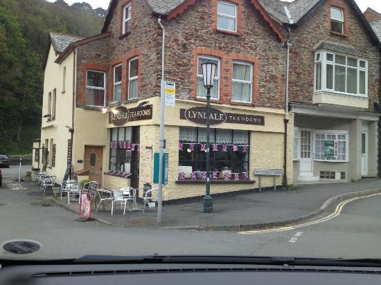 Lyndale Tea Rooms Lynmouth Updated 2019 Restaurant