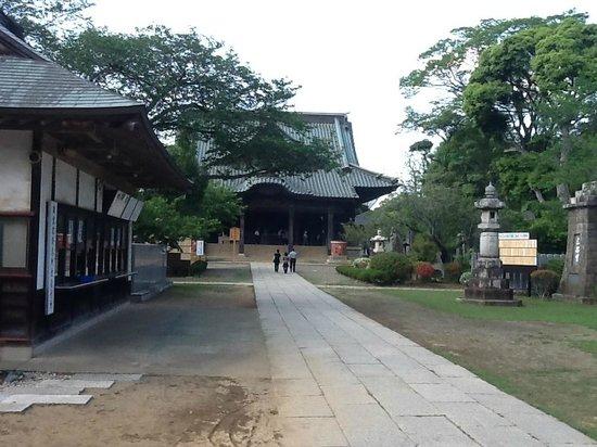 Toshoji Temple (Sogo Reido) : The main temple
