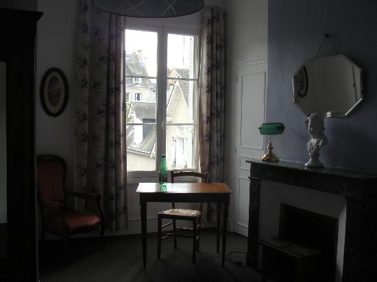 Hotel Mirabeau: Quarto