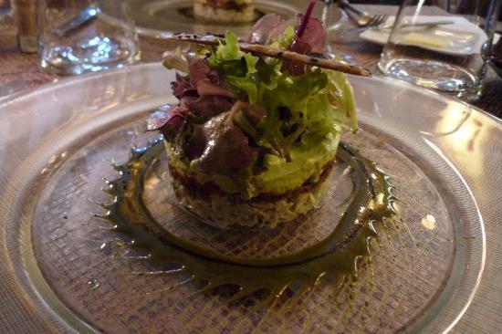 Restaurant Le Bistro de la Tour : Crab starter