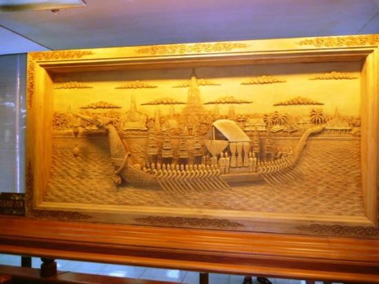 Royal Thai handicraft center