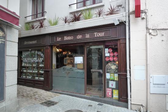 Restaurant Le Bistro de la Tour : Snug!
