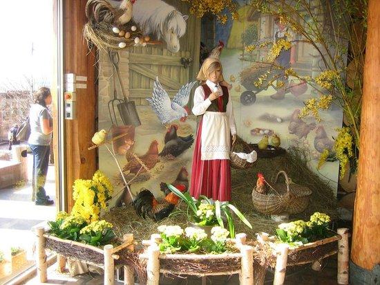 Lido Atputas Centrs: Easter dekorations!