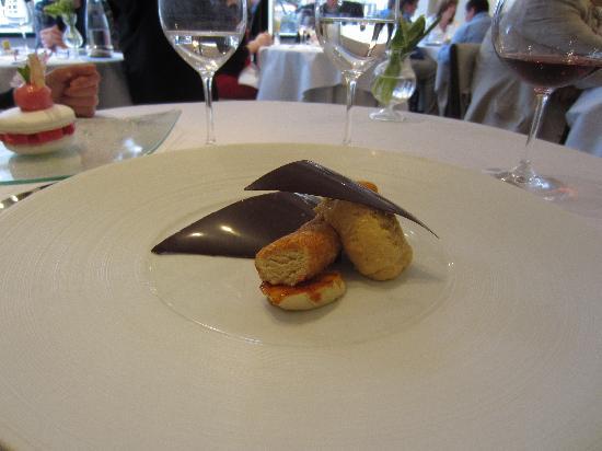 Restaurant Gordon Ramsay: dessert
