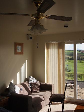 Ossaborough House: Our room