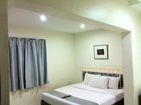 New Hope Inn: Clean, simple and comfortable room
