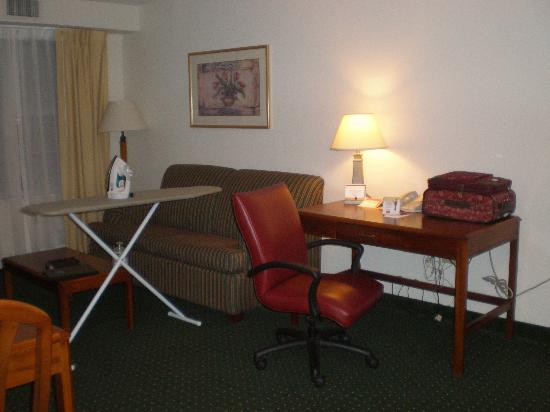 Residence Inn Orlando East/UCF Area: Living Room