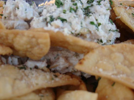 Sunset Grille: Smoked Mahi Fish Dip
