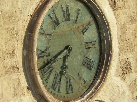 Hotel L'Arcangelo: dal terrazzo puoi sempre sapere che ore sono