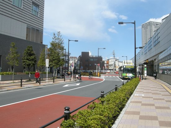 Hotel Neo Tokyo : Minami-Senju JR Station