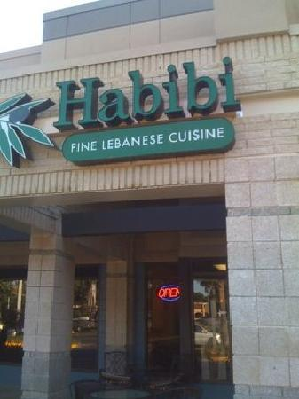 Habibi orlando 2451 s hiawassee rd menu prices for Arabic cuisine names