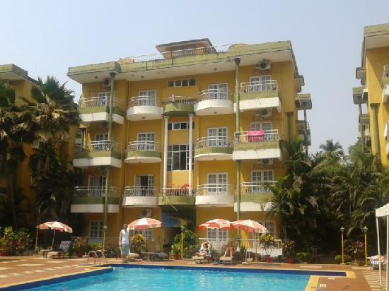 Nizmar Resort: Hotel Nizmar