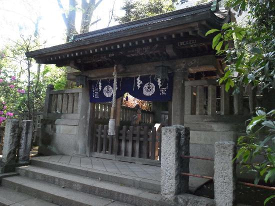 駒込稲荷 - Picture of Nezu Shrine, Bunkyo - TripAdvisor