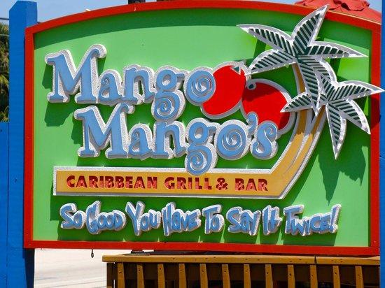 Mango Mango's Caribbean Grill & Bar: Excellent place for a quick bite