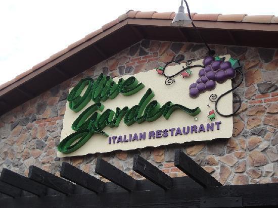 Olive Garden Orlando 12361 State Road 535 Lake Buena Vista Menu Prices Tripadvisor