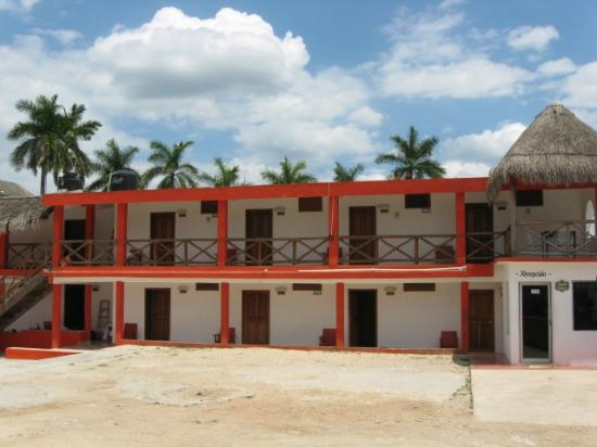 Felipe Carrillo Puerto, Mexico: Hotel Esquivel