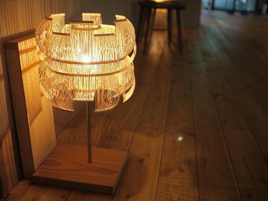 Ashigarashimo-gun, Japón: 廊下の灯り