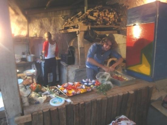 Hostal CasArte Takubamba: Cocina Andina
