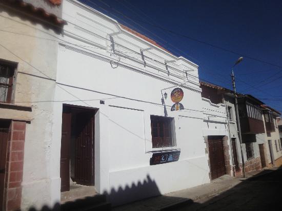 Hostal CasArte Takubamba: Fachada