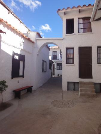 Hostal CasArte Takubamba: vamos al segundo patio