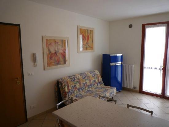 Residenza Le Ginestre: Soggiorno