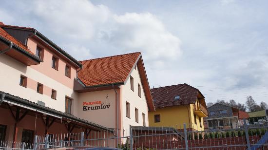Penzion Krumlov: Nice inn