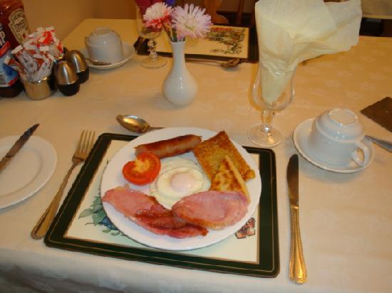 Corrigan's Shore House: Fermanagh Breakfast
