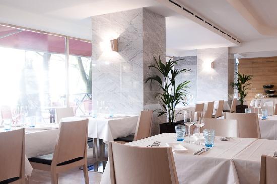 Ravintola Motti: Dining room