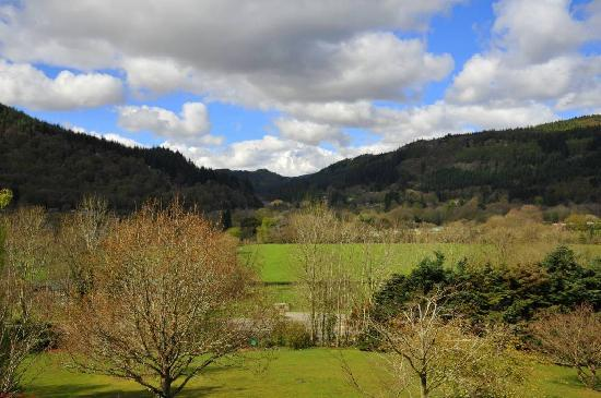 View from Maes-y-Garth