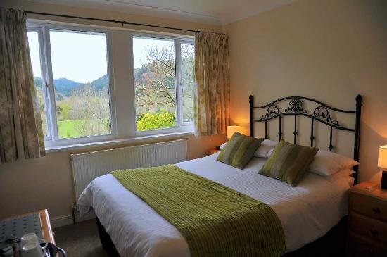 Maes-y-Garth: Bedroom 1 Double