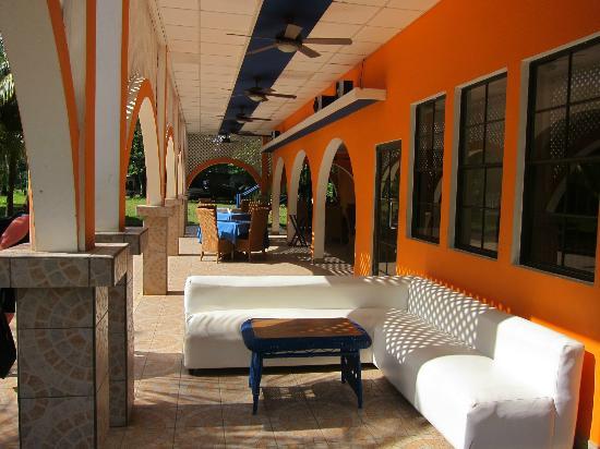 Arenas Beach Hotel Restaurant: Restaurant