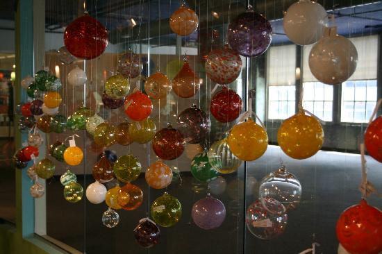 Glassworks: blown glass for sale