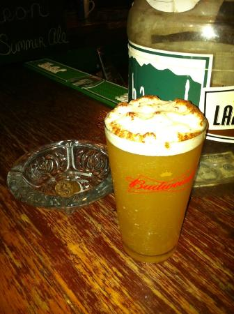 The St. Augustine Pub Crawl : Custom drink creation at Stogies
