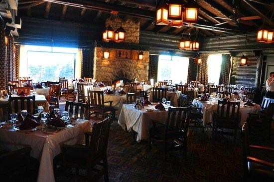 el tovar dining room reviews   Prime Rib Hash - Breakfast at the El Tovar Hotel Dining ...