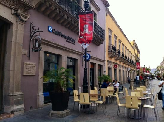Giant Piano Keyboard At Bebeleche Picture Of Calle Constitucion Durango Tripadvisor