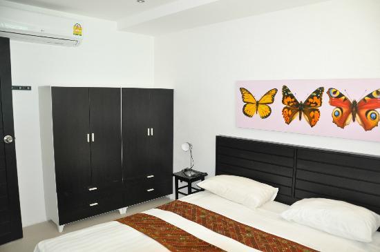 Sai Naam Lanta Residence: Schlafzimmer