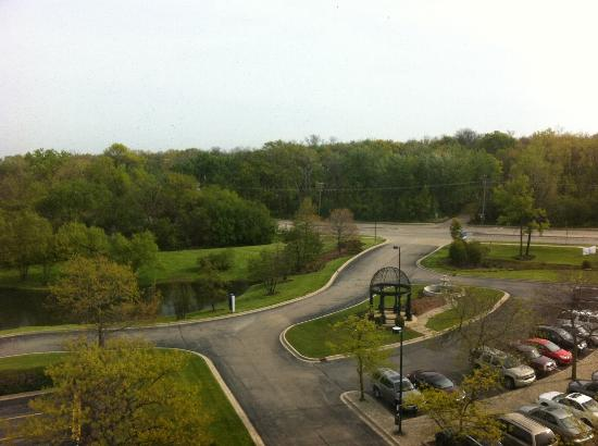 Wyndham Glenview Suites Chicago North: view